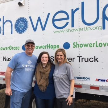ShowerUp, Jumbled Dreams, Changing Lives, Homelessness