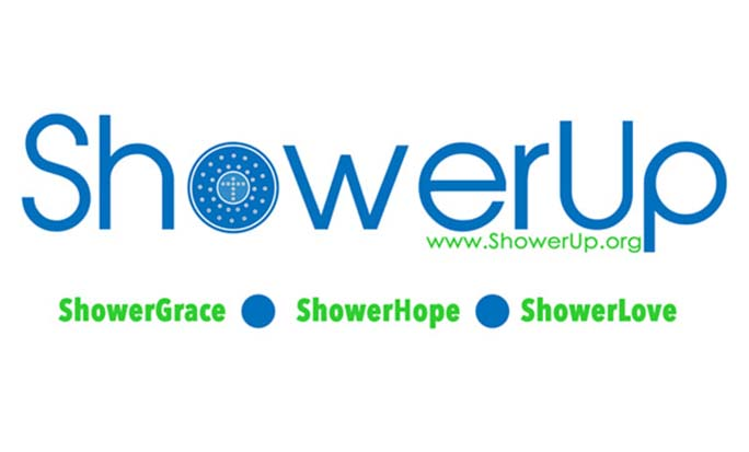 Shower Up, Jumbled Dreams, Charity Partner