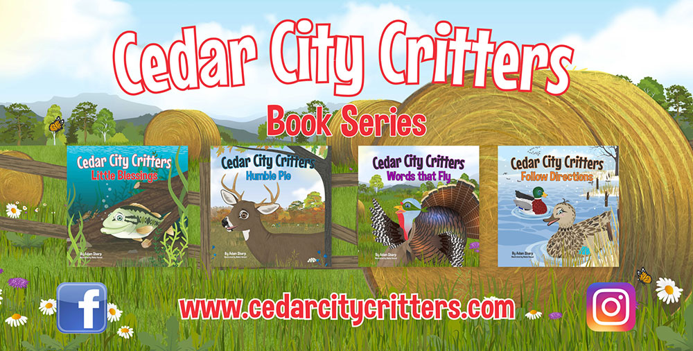 Cedar City Critters, Jumbled Dreams, Making a Difference, Sydnee Floyd
