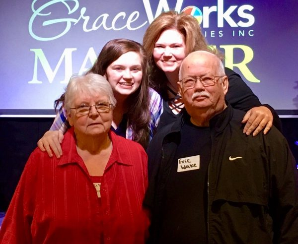 Grace Works Ministries, The Manger, Jumbled Dreams, Making a Difference