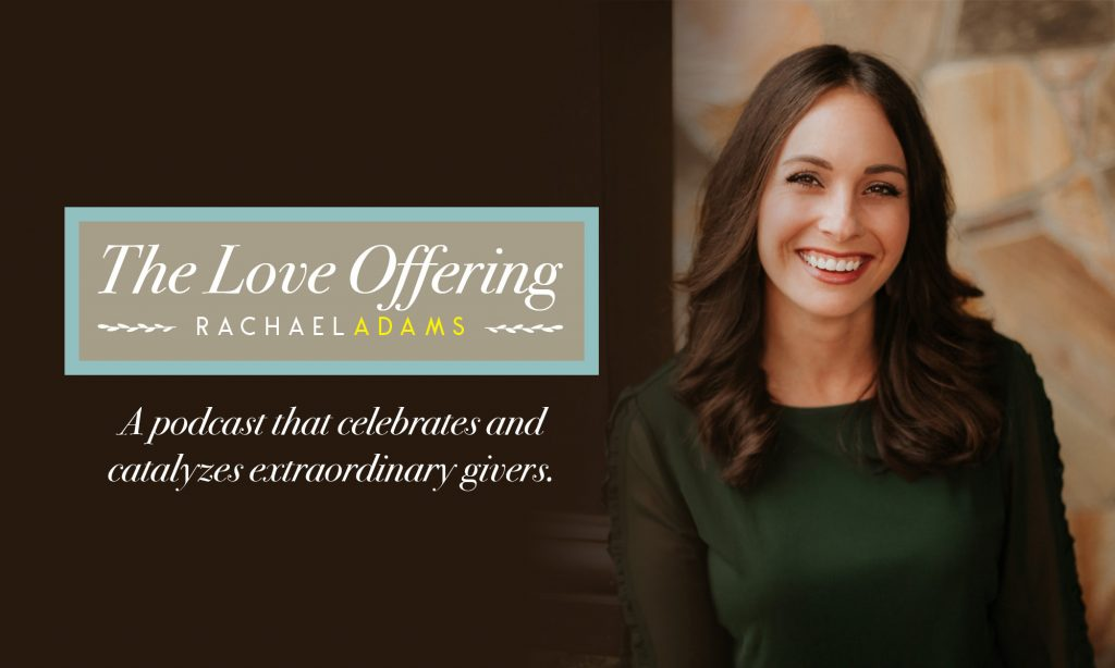Love Offering Podcast, Jumbled Dreams, Making a Difference