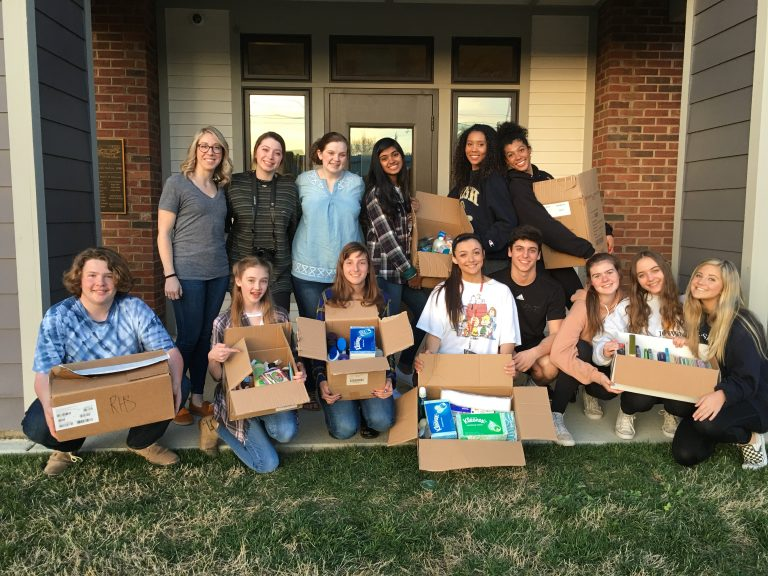 Jumbled Dreams, Making a Difference, Teens Making a Difference